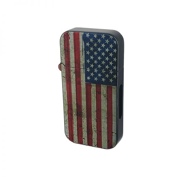 ZOLO-B Box Mod THC Oil Cartridges CBD Oil Cartridges Vape Pen Battery ZOLO-B 510-thread oil cartridge battery offers ultimate protection and discretion for your oil cartridges - American Flag