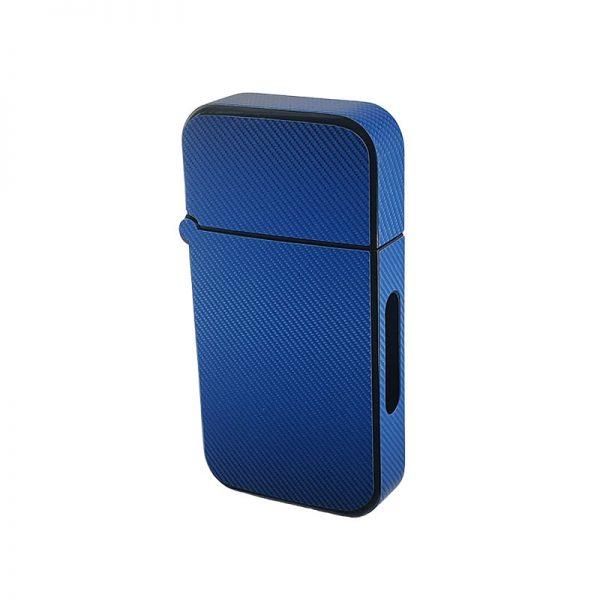 ZOLO-B oil cartridge battery with blue carbon fiber design