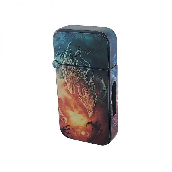 ZOLO-B oil cartridge battery with dragons fireball design