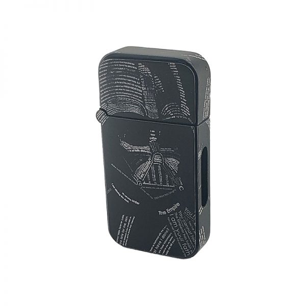 ZOLO-B oil cartridge battery with Lord Darkness Vader design
