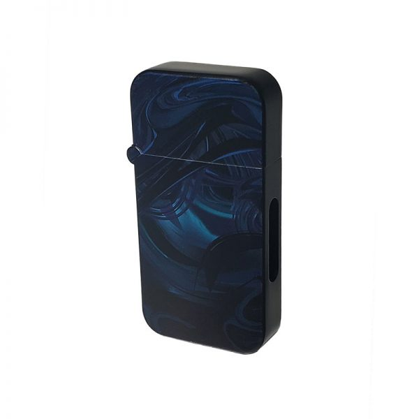 ZOLO-B Box Mod THC Oil Cartridges CBD Oil Cartridges Vape Pen Battery ZOLO-B 510-thread oil cartridge battery offers ultimate protection and discretion for your oil cartridges - Midnight Blue