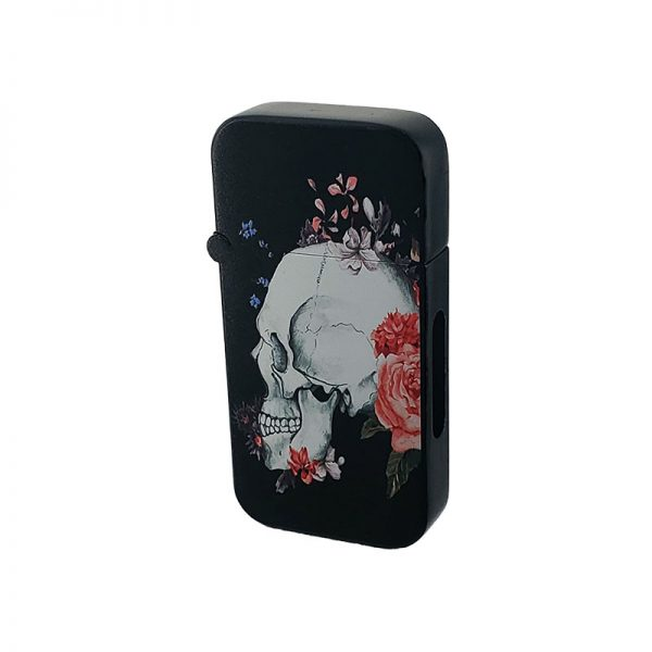 ZOLO-B Box Mod THC Oil Cartridges CBD Oil Cartridges Vape Pen Battery ZOLO-B 510-thread oil cartridge battery offers ultimate protection and discretion for your oil cartridges - Skull