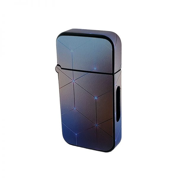 ZOLO-B oil cartridge battery with vector digital glass design