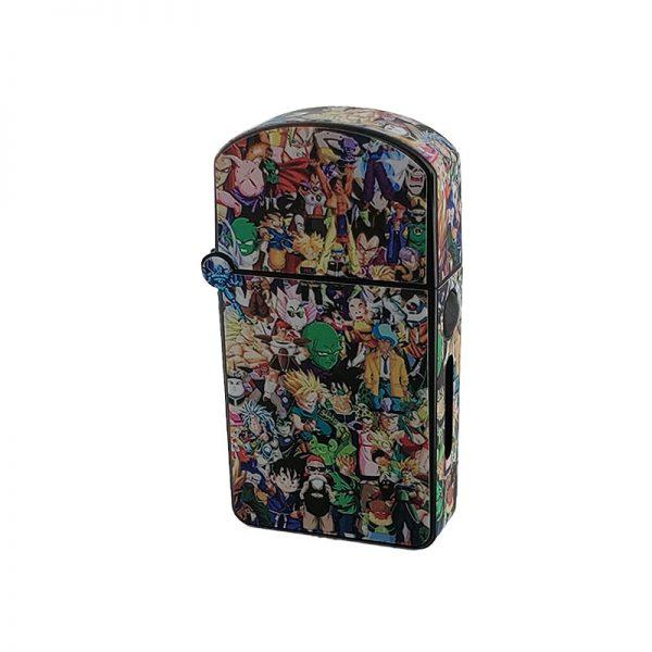 ZOLO-S oil cartridge battery with Anime stickerslap design