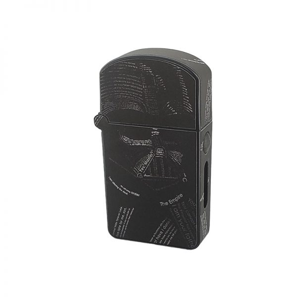 ZOLO-S oil cartridge battery with Lord Darkness Vader design