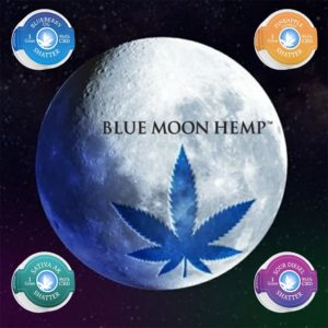 Blue Moon Hemp CBD Shatter