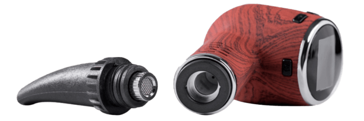 Anlerr Homles PipeVape Herb Vaporizer Dark Wood For that guy that wants the look of distinction, while taking a hit of his favorite herb, the ANLERR Homles dry herb vaporizer