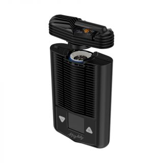 Storz & Bickel The MIGHTY vaporizer is the best quality dry herb vaporizer - chamber view