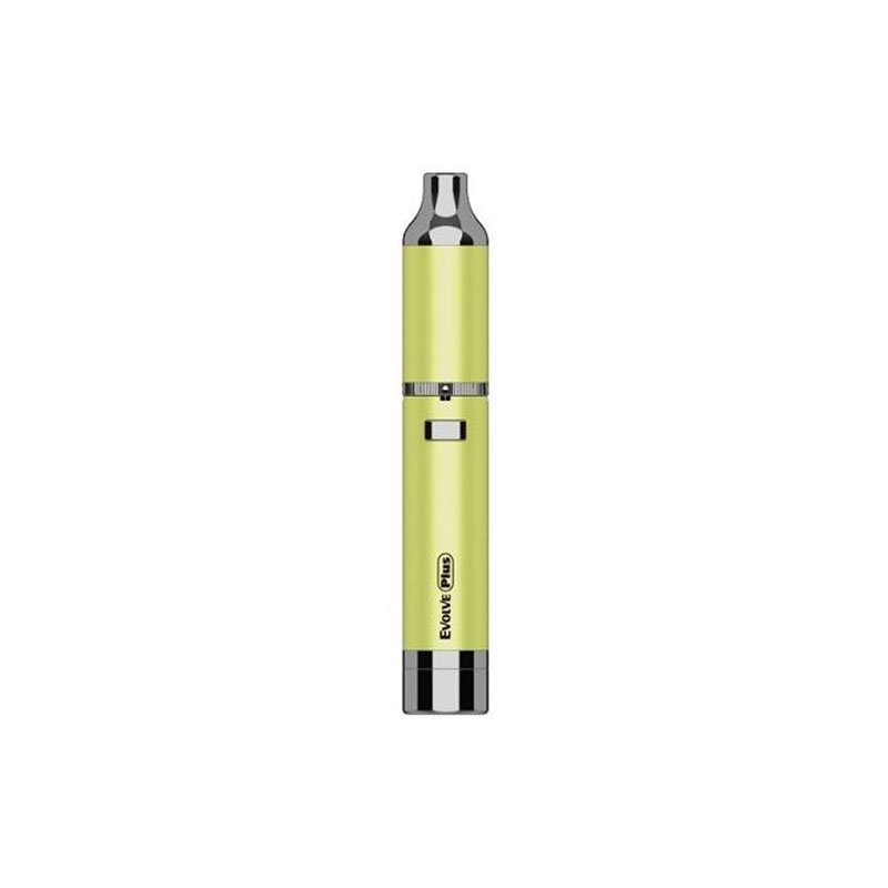 Yocan Evolve Plus concentrate vape pen 2020 version in apple green