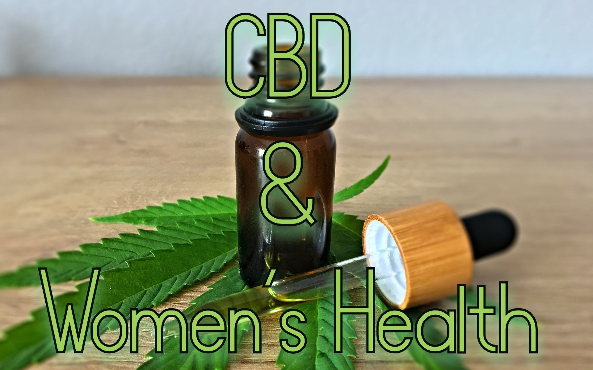 Lord Vaper Pens CBD & Women's Health blog article