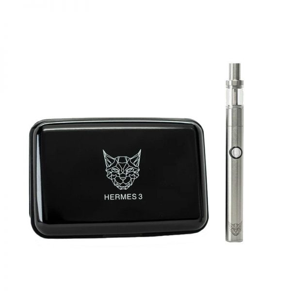 Linx Hermes 3 oil vaporizer with empty refillable oil tank