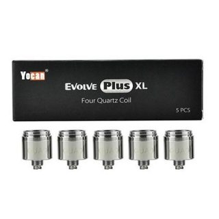Yocan Evolve Plus XL replacement coils 5-pack