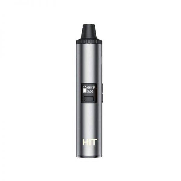 Yocan Hit dry herb vaporizer a cost-effective convection-style vaporizer in Silver