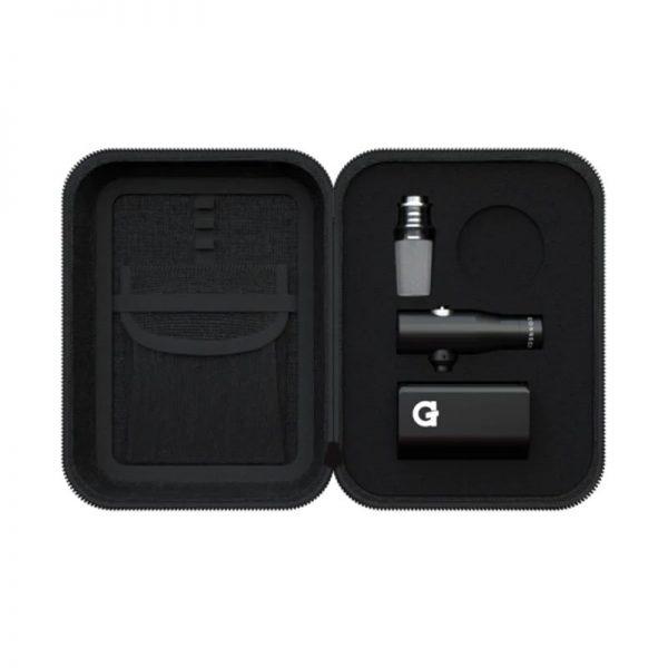 G Pen Connect vaporizer inside carry case