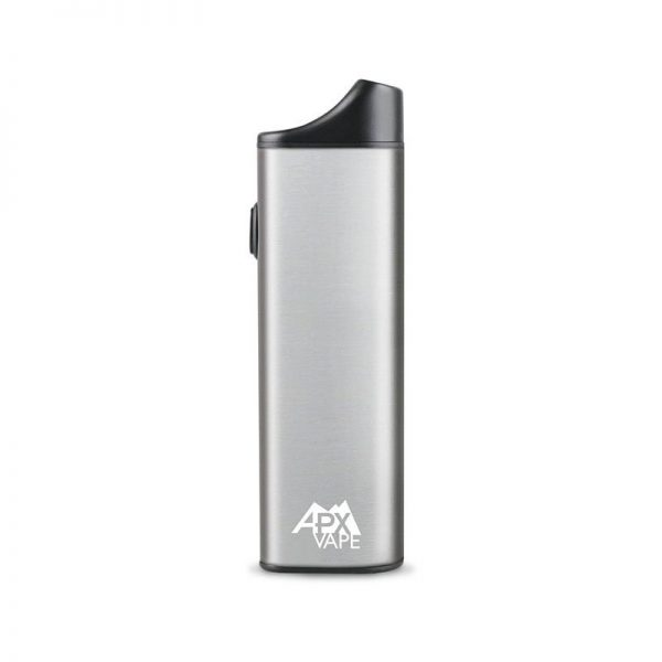 Lord Vaper Pens Pulsar APX V2 dry herb vaporizer in silver