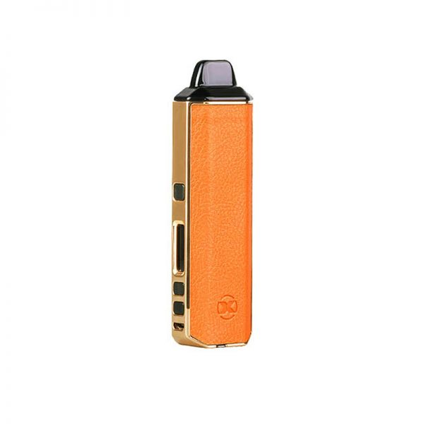 XVAPE Aria dry herb vaporizer in atomic orange