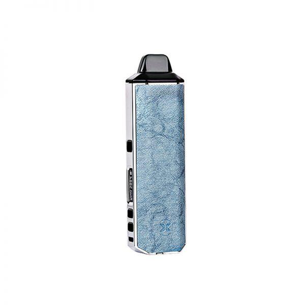 XVAPE Aria dry herb vaporizer in glacier blue