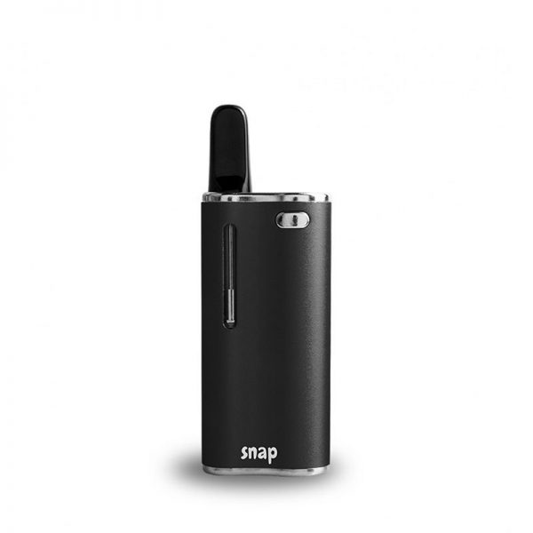 Exxus Snap oil cartridge vaporizer in black