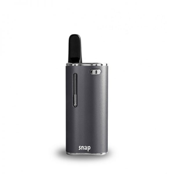 Exxus Snap oil cartridge vaporizer in grey