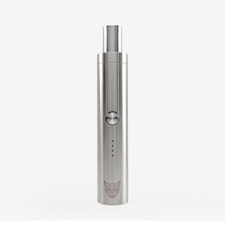 Linx Eden dry herb vaporizer in stainless steel
