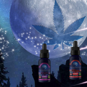 Blue Moon Hemp CBD Vape Juice