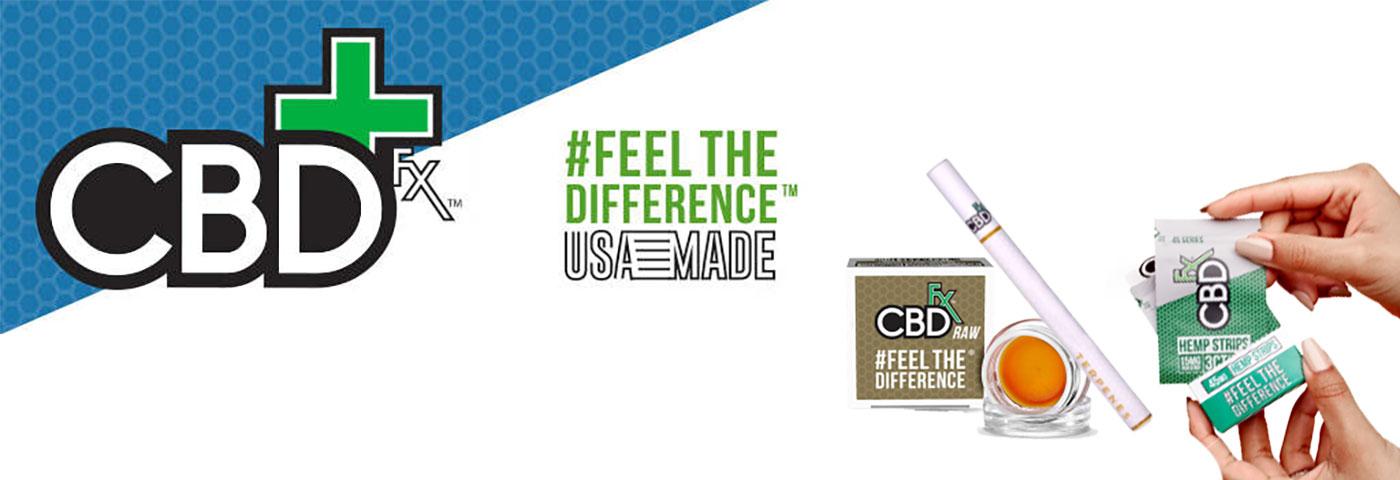 CBDfx Brand Page