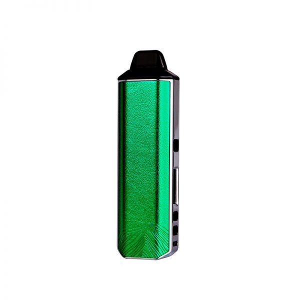 XVAPE Aria dry herb vaporizer in scarab green