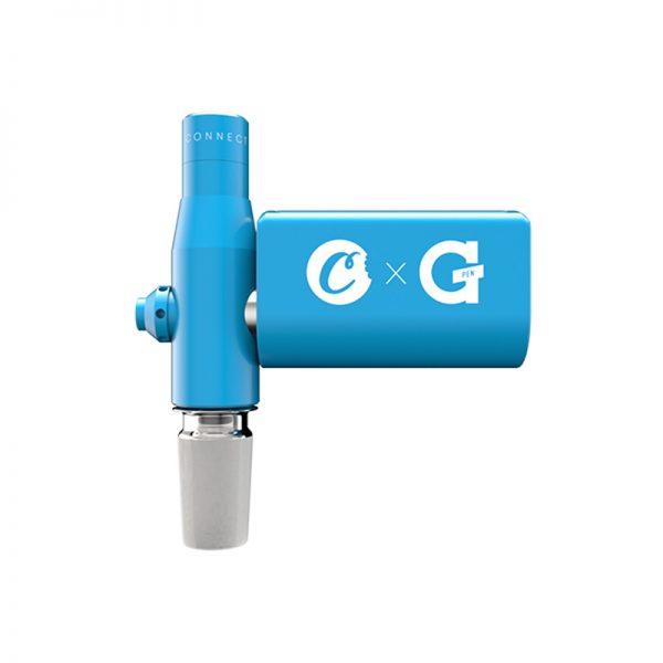 Cookies X G Pen Connect vaporizer assembled eRig